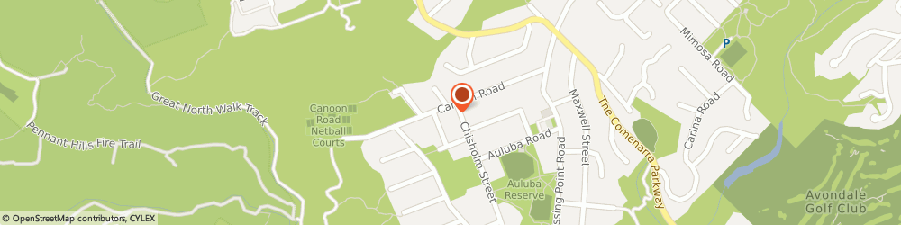 Route/map/directions to Carpet Cleaning Sydney, 2074 South Turramurra, 38 Canoon Rd