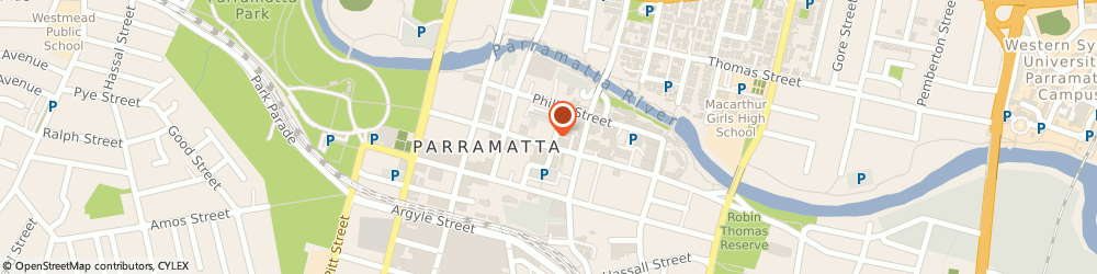 Route/map/directions to Astor Legal, 2150 Parramatta, 4/52 George St