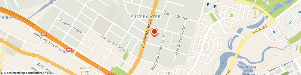 Route/map/directions to Choices Flooring Silverwater, 2128 Silverwater, 113 Silverwater Road