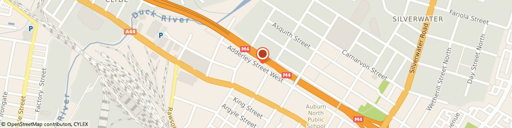 Route/map/directions to Transom Scaffolding Pvt Ltd, 2144 Auburn, 3/164 Adderley St West