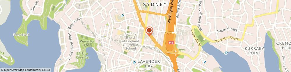 Route/map/directions to Greenwood Seafood Chinese Restaurants, 2060 North Sydney, 101 Miller St