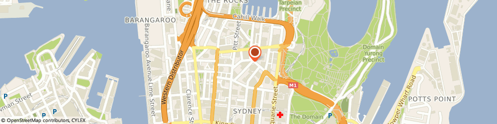 Route/map/directions to National Australia Bank - The Wintergarden Sydney - NAB ATM, 2000 Sydney, 1 O'connell Street