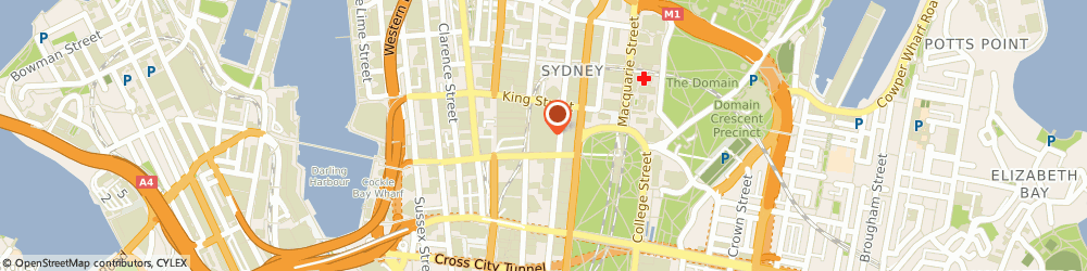 Route/map/directions to Cotton On, 2000 Sydney, Shop 1003, 188 Pitt Street