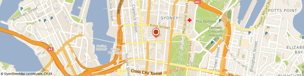 Route/map/directions to National Australia Bank - Westfield Sydney Central Plaza - NAB ATM, 2000 Sydney, 450 George Street