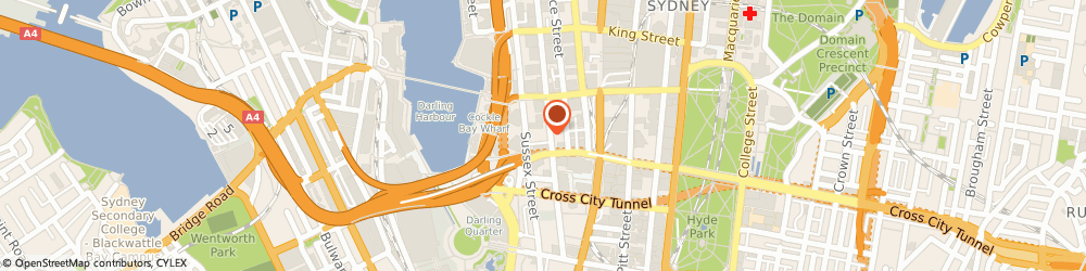Route/map/directions to Konnecting Pty Ltd - Skilled Migration & Recruitment Consultants, 2000 Sydney, 447 Kent Street