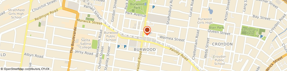 Route/map/directions to Brighton Lawyers, 2134 Burwood, 502/11 Deane St