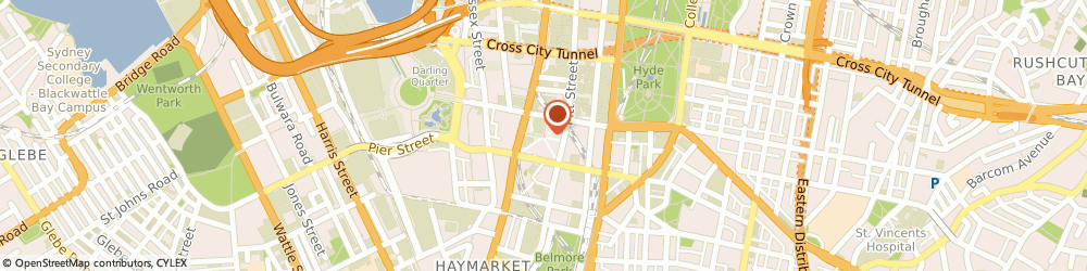 Route/map/directions to Cotton On, 2000 Sydney, Shop No. 1006 World Square Shopping Centre, 644 George St
