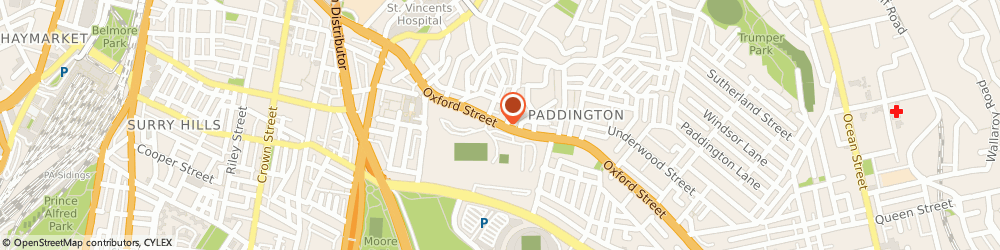 Route/map/directions to Benevolent Society, The, 2021 Paddington, Level 1; 188 Oxford Street
