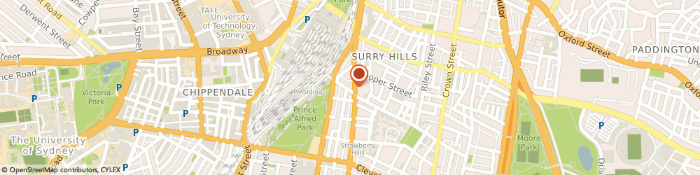 Route/map/directions to SUBWAY Surry Hills, 2010 Surry Hills, 86-88 Devonshire St