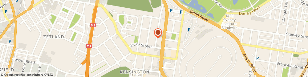 Route/map/directions to Coogee Towing, 2033 Kensington, 1/58 Boronia St