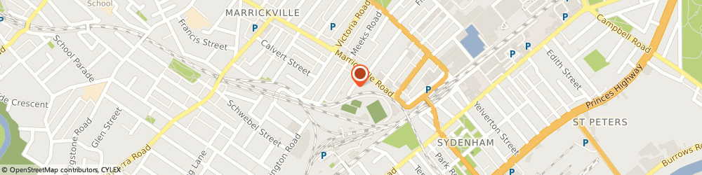 Route/map/directions to Mastercut Gourmet Meats (Marrickville Nsw), 2204 Marrickville, 11 Gerald Street