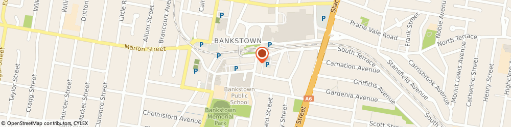 Route/map/directions to Bankstown Fencing and Gates, 2200 Bankstown, 84 Restwell St