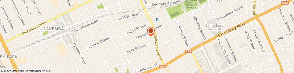 Route/map/directions to Melissa Sales Pty Ltd, 2192 Belmore, 8 KENT STREET