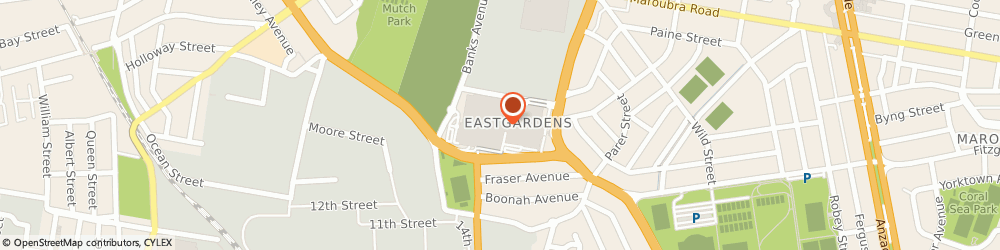 Route/map/directions to Cotton On Kids, 2036 Sydney, Shop 310 Westfield Eastgardens 152 Bunnerong Rd