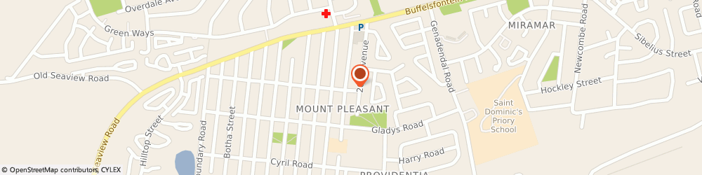 Route/map/directions to Property Network, 6001 Port Elizabeth, 1 PHYLLIS ROAD
