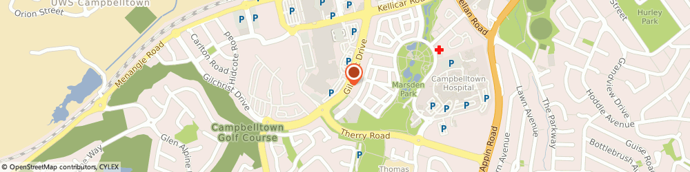 Route/map/directions to Prouds Jewellers (Campbelltown Nsw), 2560 Campbelltown, Sl5, Macarthur Square