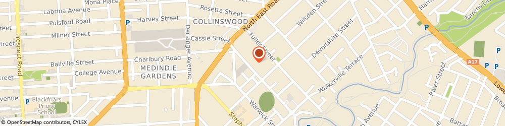 Route/map/directions to Shamata Pilates & Yoga Adelaide, 5081 Walkerville, 17 Smith Street