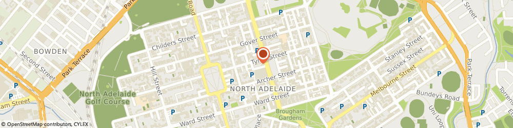 Route/map/directions to Ninette's Hair-City, 5006 Adelaide, 139 Tynte St