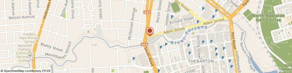 Route/map/directions to CITY CENTRAL WRECKING, 5007 Hindmarsh, 19 Adam St