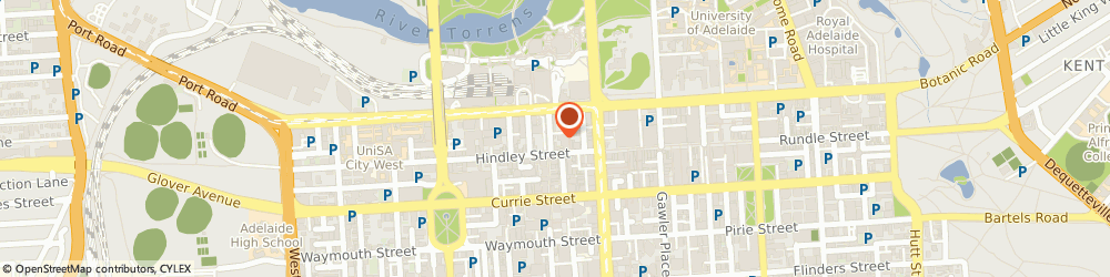 Route/map/directions to Bendigo Bank Adelaide - Bank Street, 5000 Adelaide, 30 Bank Street