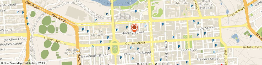 Route/map/directions to KFC Australia Hindley Street, 5000 Adelaide, 88 Hindley Street