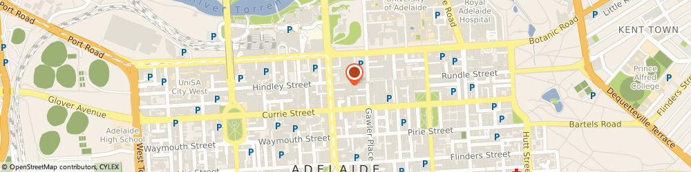 Route/map/directions to Strandbags, 5000 Adelaide, 21-23 Rundle Mall
