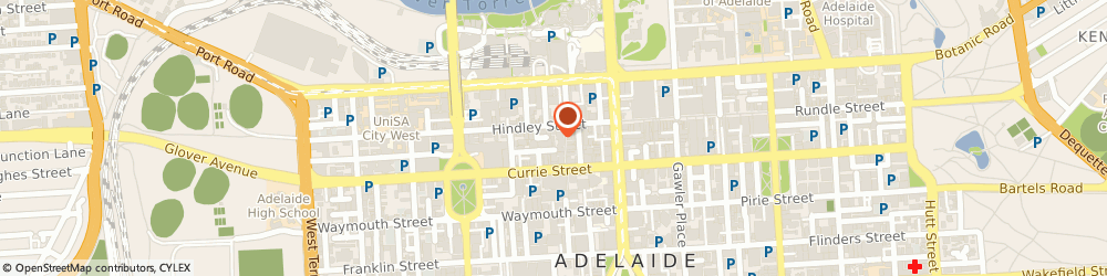 Route/map/directions to Tilt on Hindley St, 5000 Adelaide, 61 HINDLEY STREET