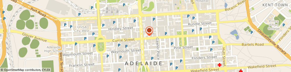 Route/map/directions to National Credit Insurance (Brokers) Pty Ltd (Adela, 5000 Adelaide, Level 2; 165 Grenfell St