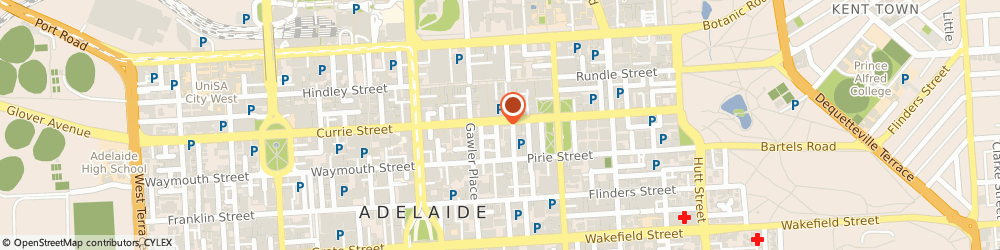 Route/map/directions to Damart Thermolactyl (Adelaide Sa), 5000 Adelaide, 91 GRENFELL STREET