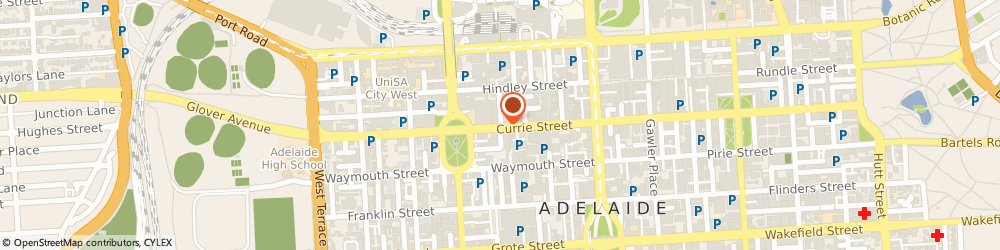 Route/map/directions to Tafe SA Adelaide, 5000 Adelaide, 120 Currie Street