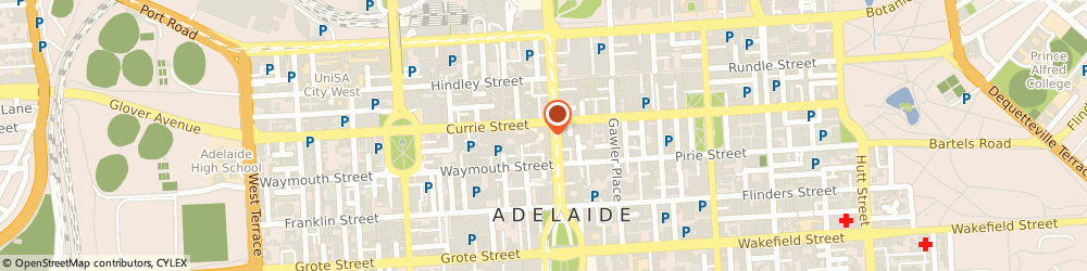 Route/map/directions to Adam Solar Solutions in Adelaide Australia, 5000 Adelaide, 91 King William Street