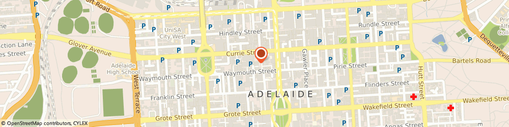 Route/map/directions to Maximum Health, 5000 Adelaide, 16 TOPHAM MALL