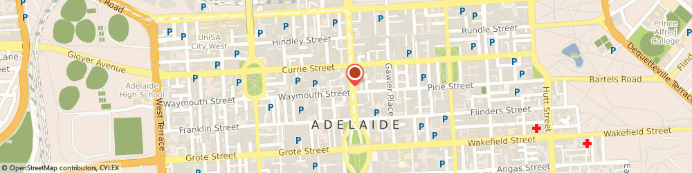 Route/map/directions to Tow Trucks Adelaide, 5000 Adelaide, 115 King William Street
