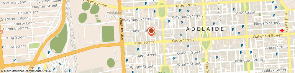 Route/map/directions to Trace Canini Studio Of Performance, 5000 Adelaide, 22 MORNEY STREET
