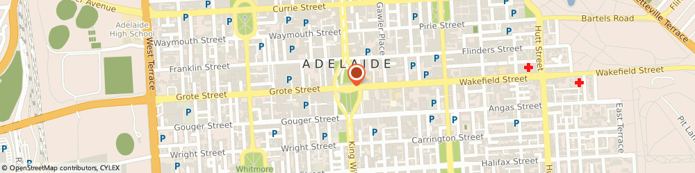 Route/map/directions to Granite Solicitor Services, 5001 Adelaide, Gpo Box 229