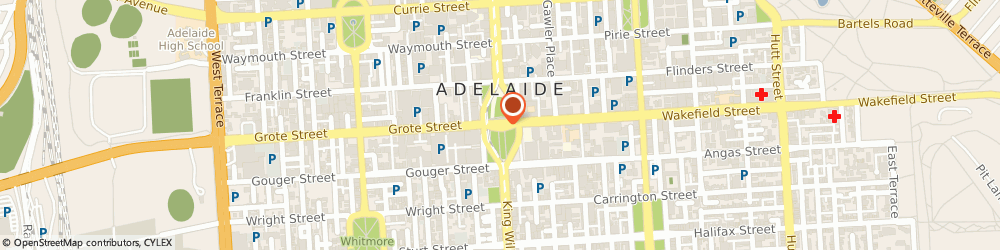 Route/map/directions to Happy Buy, 5000 Adelaide, 11/52-62 King William Street
