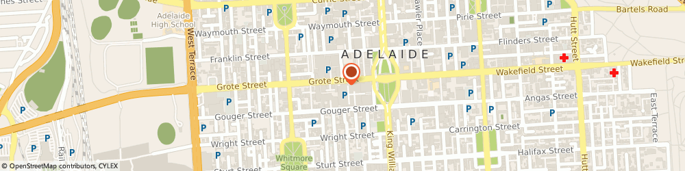 Route/map/directions to Central Market Gourmet, 5000 Adelaide, Central Market Gouger St, Stall 71