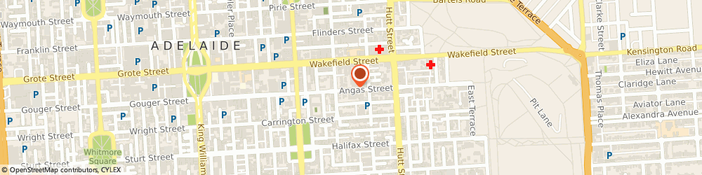 Route/map/directions to Multilingua Pty Ltd, 5000 Adelaide, 230-232 Angas St