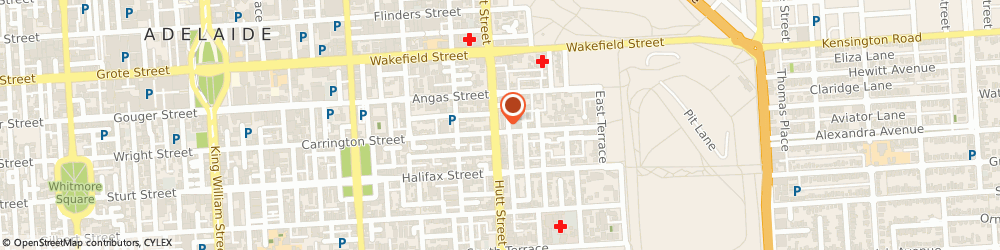 Route/map/directions to The Hairdresser On Hutt, 5000 Adelaide, 156A HUTT ST