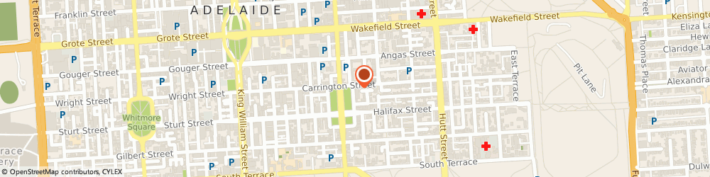 Route/map/directions to Repco Authorised Service Carrington Street Auto Repairs, 5000 Adelaide, 251 Carrington Street