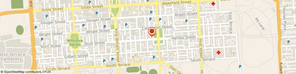 Route/map/directions to Adelaide Security Services, 5000 Adelaide, SUITE 9, 118 HALIFAX STREET