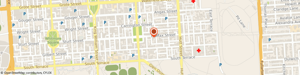 Route/map/directions to Aa Adelaide Watersmart, 5000 Adelaide, Level 1 / 163 Halifax St