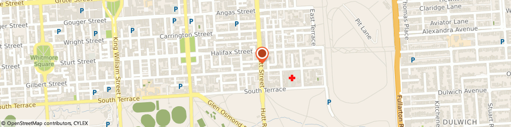 Route/map/directions to City Rural Insurance Brokers Pty Ltd, 5000 Adelaide, 227 Hutt Street