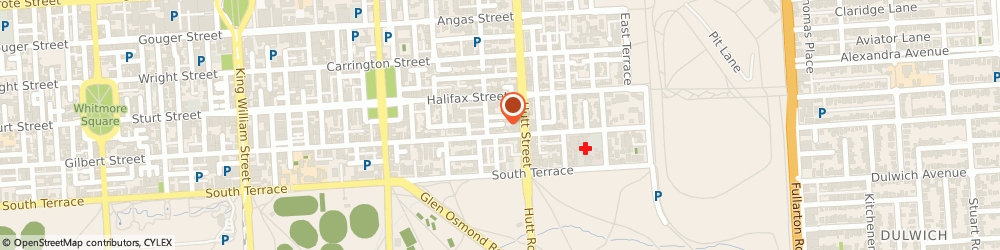 Route/map/directions to Resource House, 5000 Adelaide, 300 Gilles Street