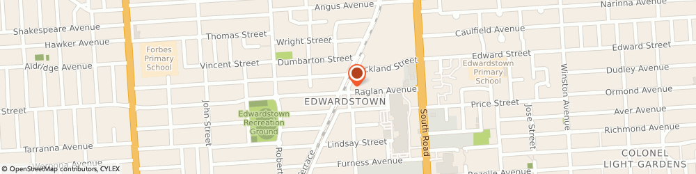 Route/map/directions to EcoSouth Solar, 5039 Edwardstown, 1 Wilfrid St