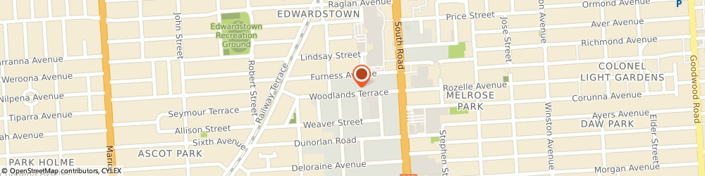 Route/map/directions to DM Hydraulics Pty Ltd, 5039 Edwardstown, 27 Woodlands Tce