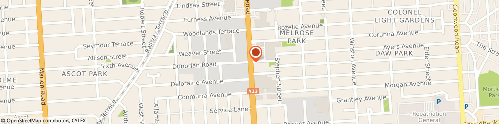 Route/map/directions to Pump X Pty Ltd., 5039 Edwardstown, 1072 South Rd
