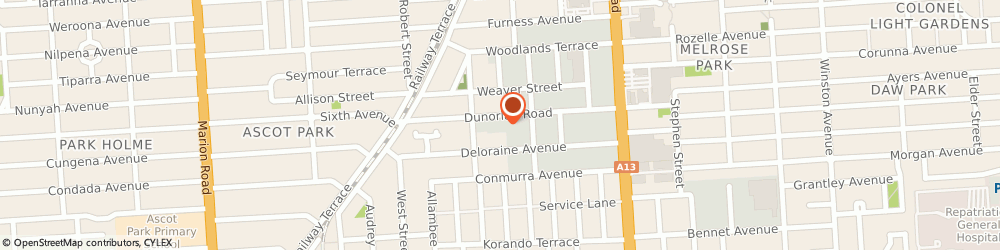 Route/map/directions to All Pumps Supplies, 5039 Edwardstown, 42 Dunorlan Road