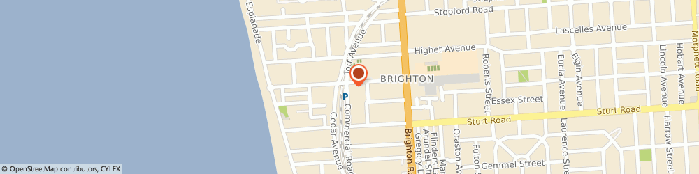 Route/map/directions to De-Stress and Be Happy, 5048 Brighton, 29 Jetty Road