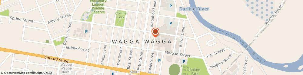 Route/map/directions to Cash Converters Wagga Wagga, 2650 Wagga Wagga, 114A Baylis St
